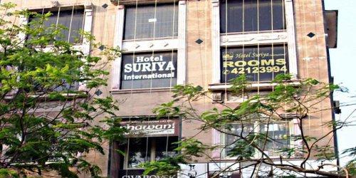 Забронировать Suriya International Hotel