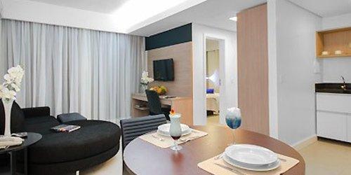 Забронировать Hotel Adrianópolis All Suites