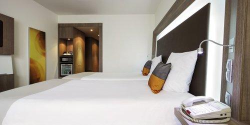 Забронировать Novotel Ekaterinburg Center