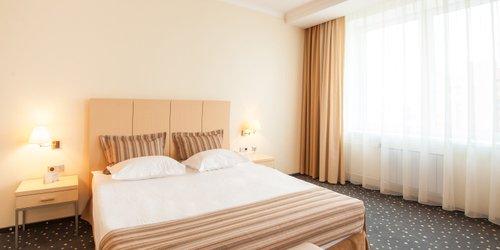 Забронировать Moskovskaya Gorka Hotel