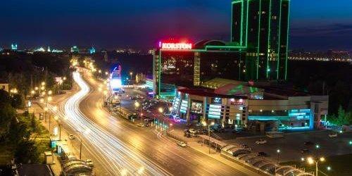 Забронировать Korston Royal Hotel Kazan