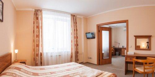 Забронировать Business Hotel Sibiria