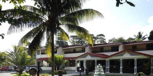 Забронировать Berjaya Praslin Resort