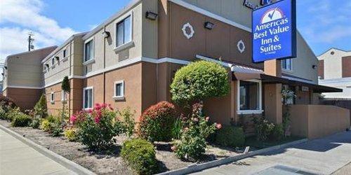Забронировать Americas Best Value Inn & Suites - San Francisco Airport