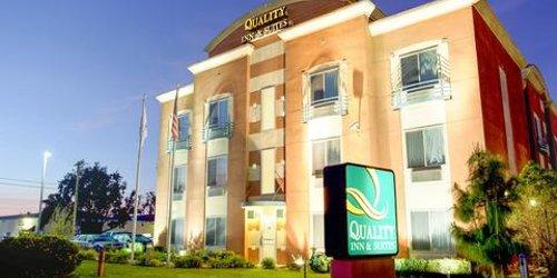 Забронировать Quality Inn & Suites