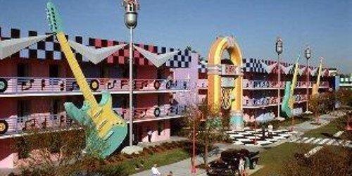 Забронировать Disney's All-Star Music Resort
