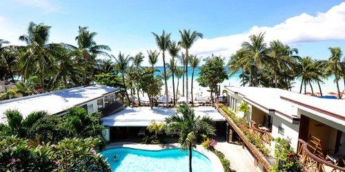 Забронировать Red Coconut Beach Hotel Boracay