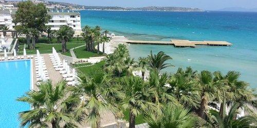 Забронировать Boyalik Beach Hotel & Spa Cesme