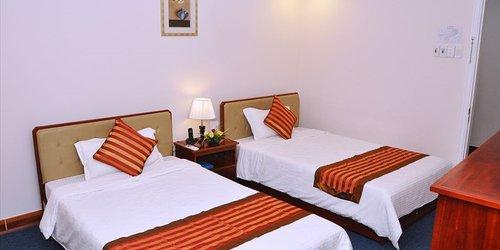 Забронировать Sao Minh Hotel