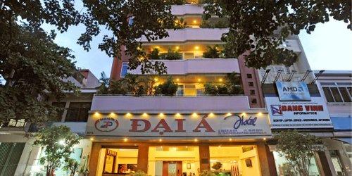 Забронировать Dai A Hotel
