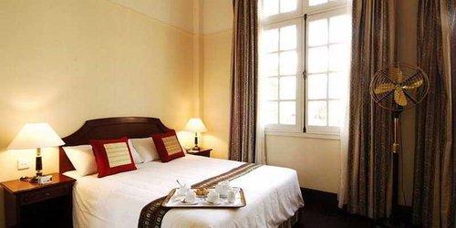 Забронировать Dalat Hotel Du Parc