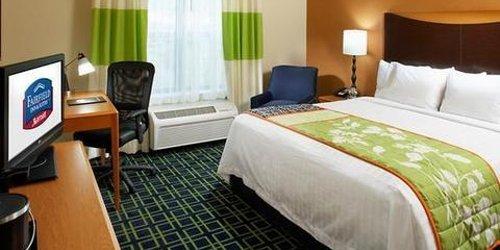 Забронировать Fairfield Inn & Suites Phoenix Midtown