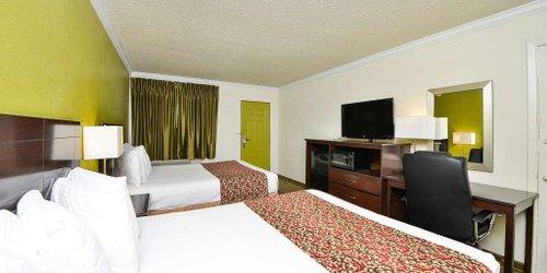 Забронировать Americas Best Value Inn Downtown Phoenix