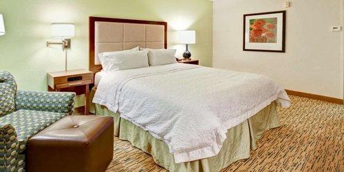 Забронировать Hampton Inn Phoenix-Midtown-Downtown Area