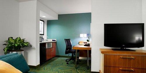 Забронировать SpringHill Suites Phoenix Downtown