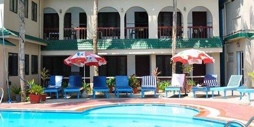 Забронировать Jeevan Beach Resort