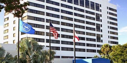 Забронировать Sheraton Fort Lauderdale Airport & Cruise Port