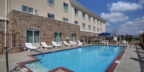 Забронировать Holiday Inn Express Hotel Winona North