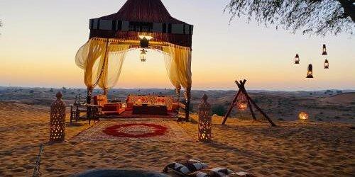 Забронировать Bedouin Oasis Camp