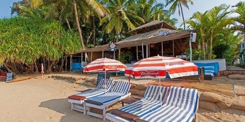 Забронировать Cuba Patnem Beach Bungalow
