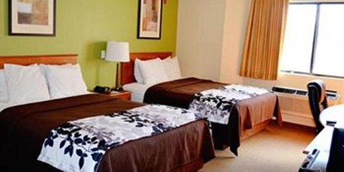 Забронировать Sleep Inn Salt Lake City