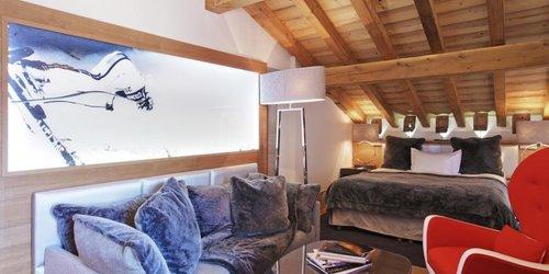 Забронировать Chalet La Residence du Strato