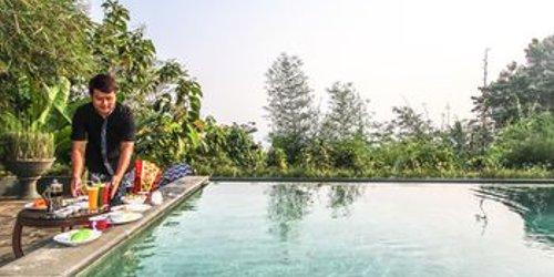 Забронировать Villa Borobudur