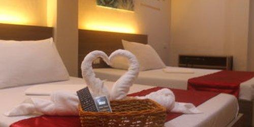 Забронировать Gran Prix Hotel Pasay