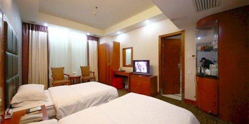 Забронировать Changsha Golden Sea Hotel