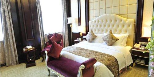 Забронировать Fuzhou Suofeisi Pingshan Hotel