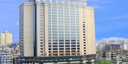 Забронировать Xinyuan Hot Spring Hotel