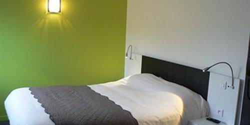 Забронировать Brit Hôtel Les 2 Rivières