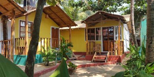 Забронировать Sea Front Beach Huts