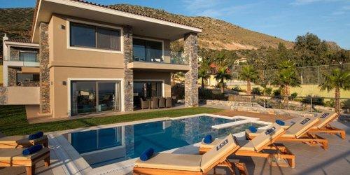 Забронировать Villa Crete