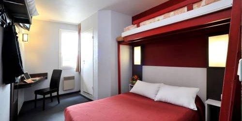 Забронировать Hôtel Balladins Reims Sud