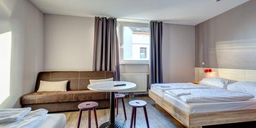 Забронировать MEININGER Hotel Wien Hauptbahnhof