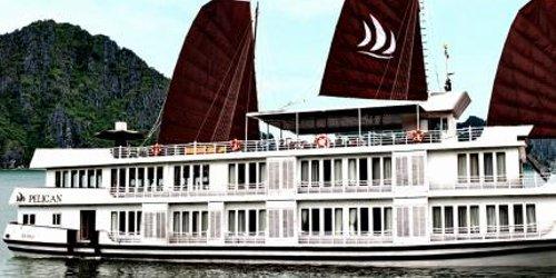 Забронировать Pelican Halong Cruise