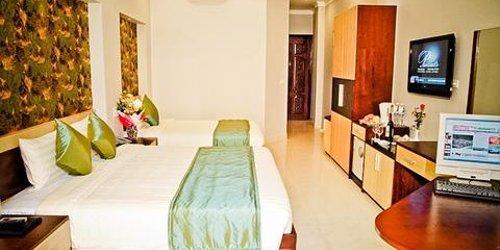 Забронировать Hanoi City Palace Hotel