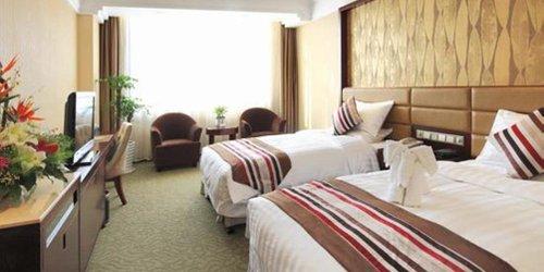 Забронировать Huangshan Junrui Baihe Hotel