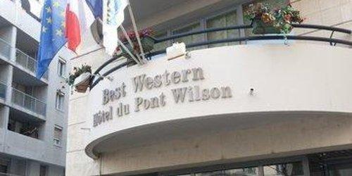 Забронировать Best Western Hotel du Pont Wilson