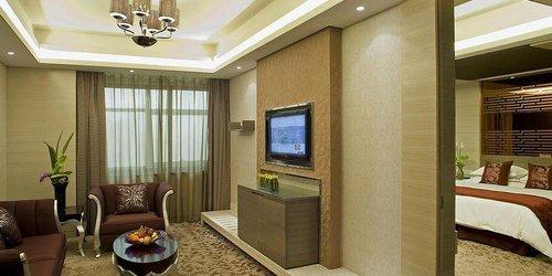 Забронировать Shun He International Hotel