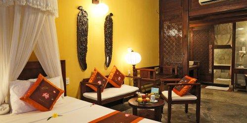 Забронировать Vinh Hung Heritage Hotel