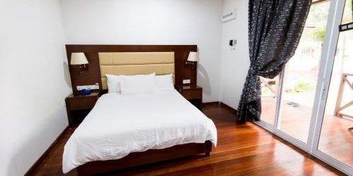 Забронировать Langkah Syabas Beach Resort