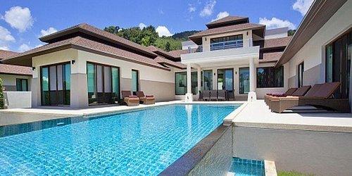 Забронировать Koh Chang Wave Villa A