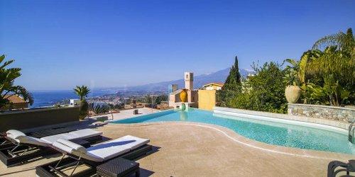 Забронировать Villa Montetauro Taormina