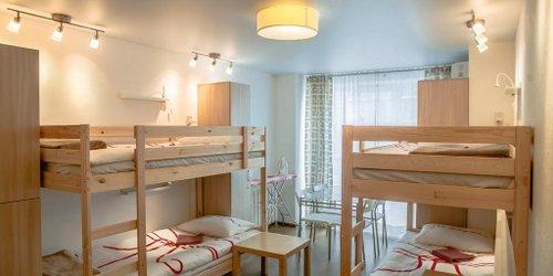 Забронировать Stockholm hostel