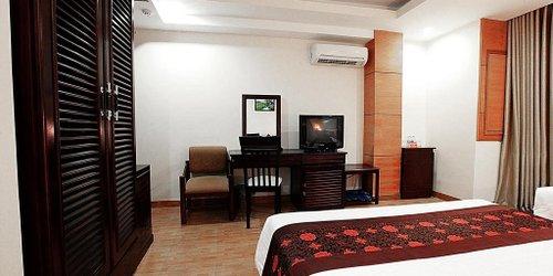 Забронировать Kim Hoang Long Hotel