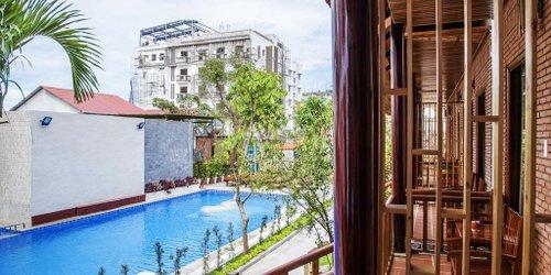 Забронировать Bien Xanh Hotel