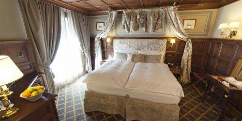 Забронировать Grand Hôtel des Alpes
