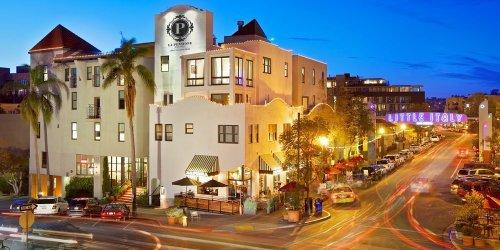 Забронировать La Pensione Hotel